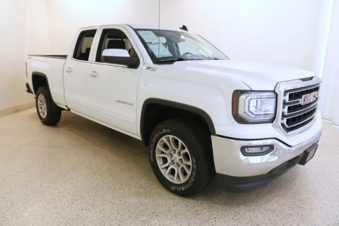 Pre-Owned 2016 GMC Sierra 1500 DOUBLE CAB