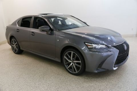 Certified Pre-Owned 2016 Lexus GS 350 FSport