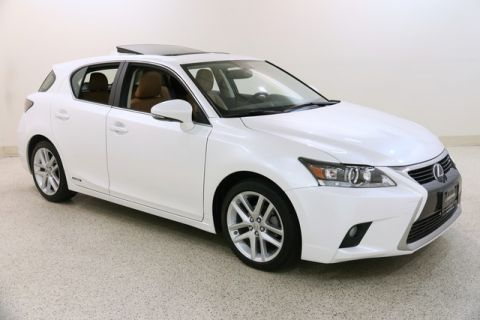 Certified Pre-Owned 2015 Lexus CT 200h 5DR HYBRID