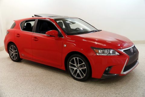 2015 Lexus CT 200h FSport