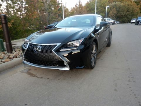 New 2018 Lexus RC 300