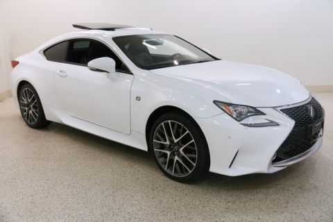 Certified Pre-Owned 2016 Lexus RC 350 FSport