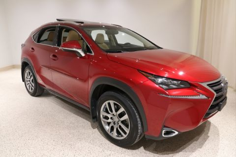 L/Certified 2015 Lexus NX 300h Luxury
